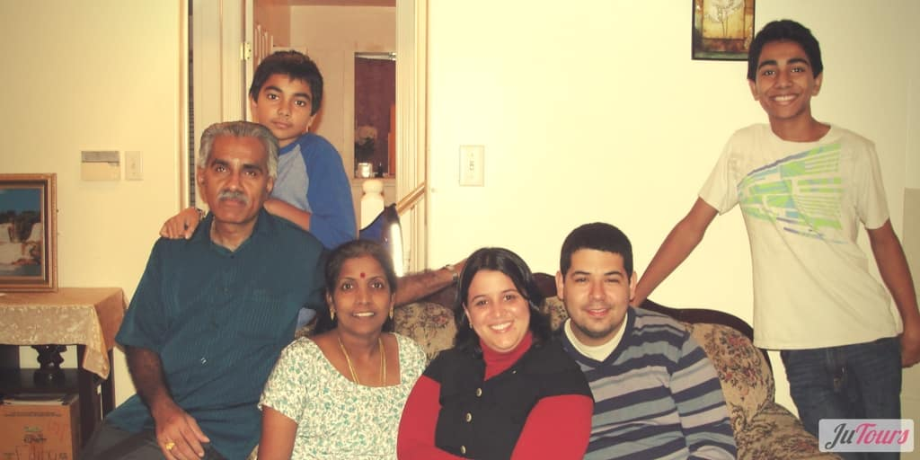 Família Canadense