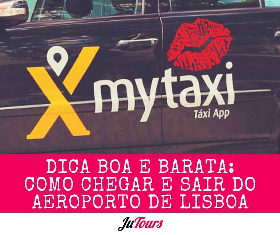 Dica boa e barata: como chegar e sair do aeroporto de Lisboa?